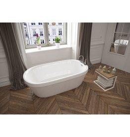 Mirolin Mirolin CF2007 Demi Acrylic Free Standing Bath Tub