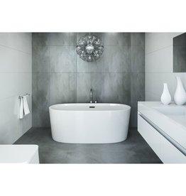 Mirolin Mirolin CF1018 Ilusa Slimline Acrylic Free Standing Bath Tub