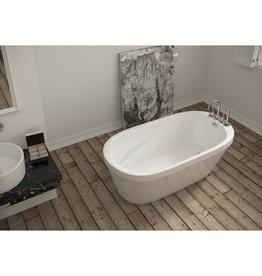 Mirolin Mirolin CF2010 Inspire Acrylic Free Standing Bath Tub