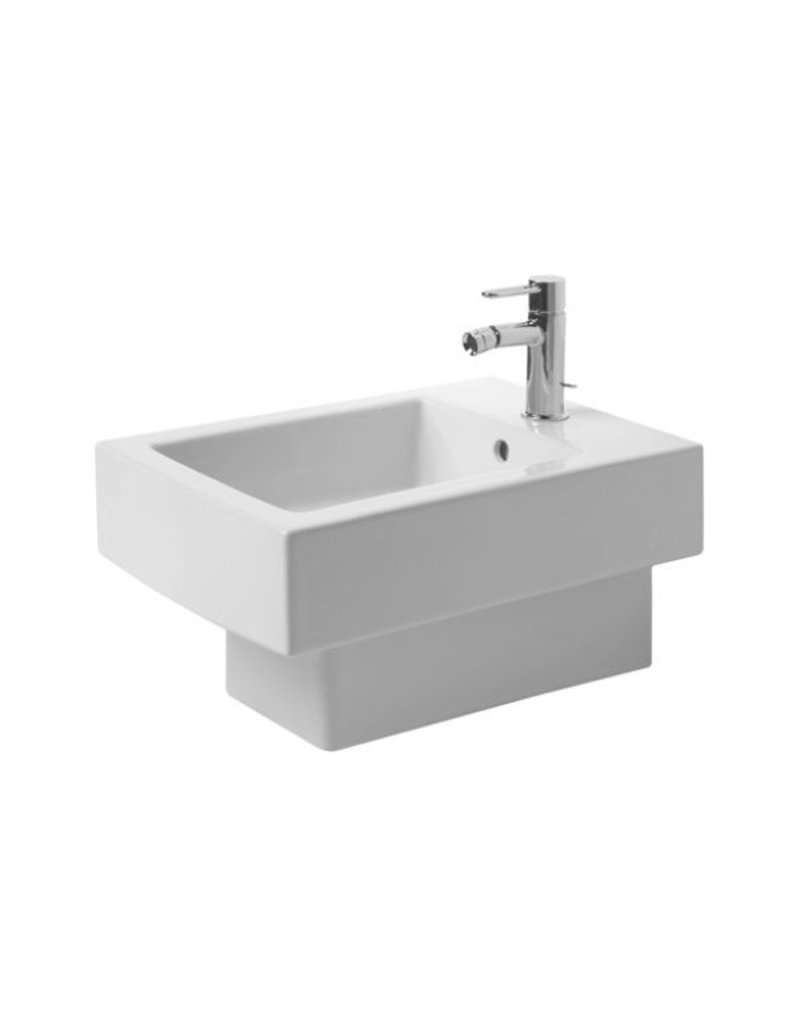 duravit 223915 vero wall mounted bidet white home comfort centre. Black Bedroom Furniture Sets. Home Design Ideas