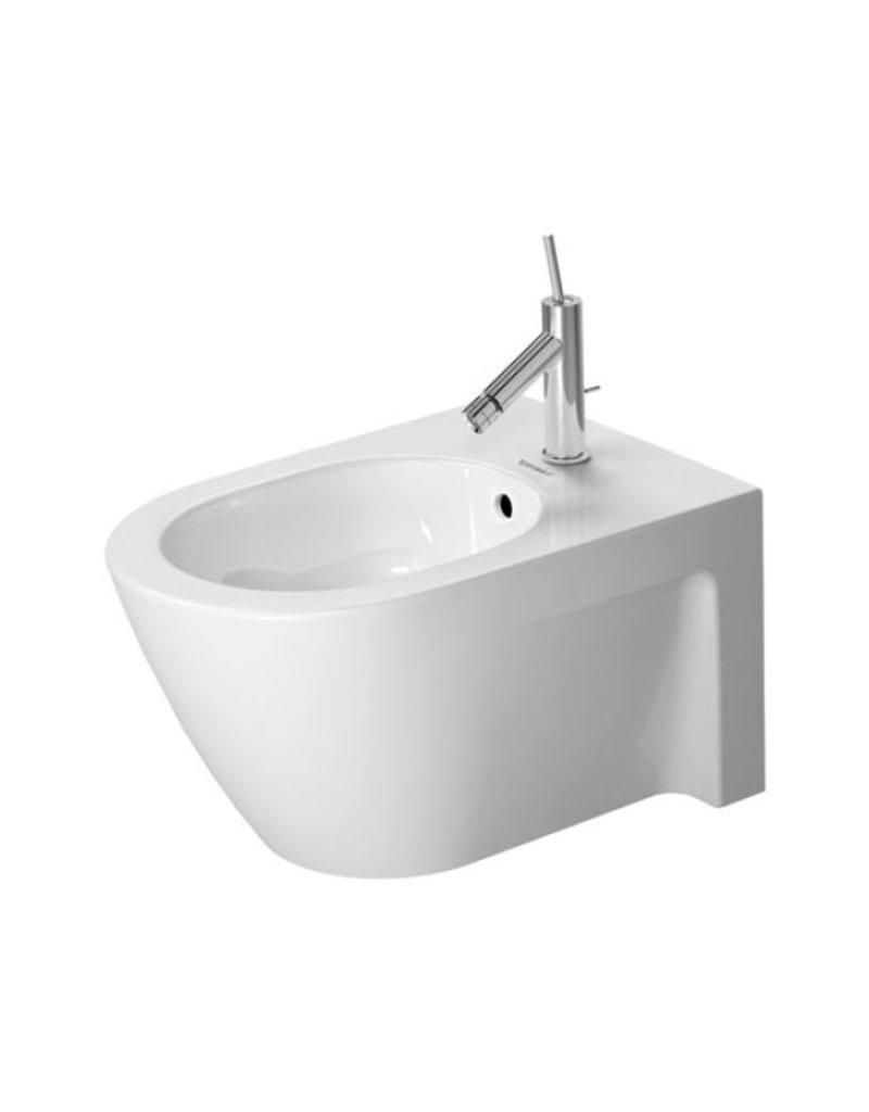 duravit 227115 starck 2 wall mounted bidet white home comfort centre. Black Bedroom Furniture Sets. Home Design Ideas