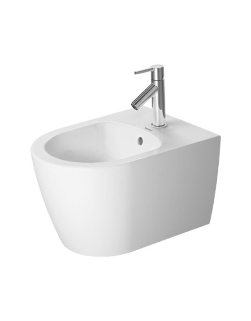 duravit 229015 me by starck wall mounted compact bidet white home comfort centre. Black Bedroom Furniture Sets. Home Design Ideas