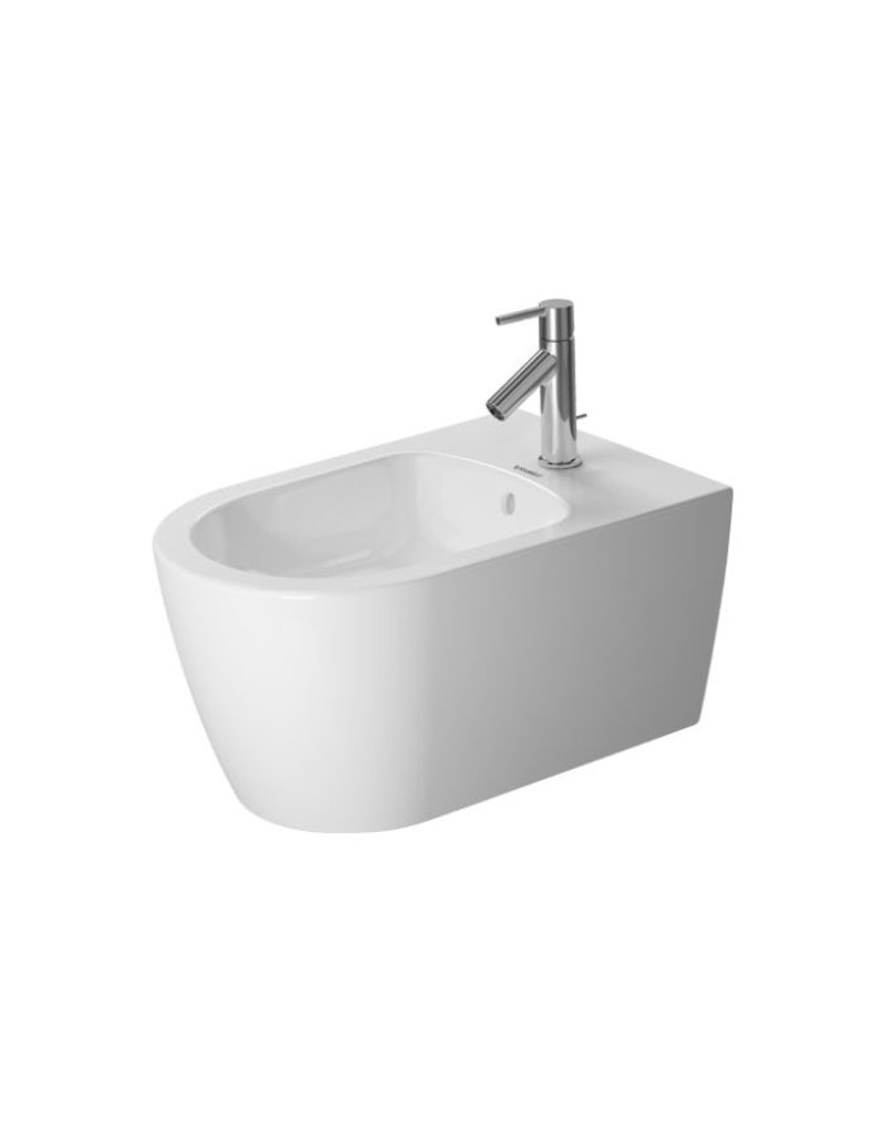duravit 228815 me by starck wall mounted bidet white home comfort centre. Black Bedroom Furniture Sets. Home Design Ideas