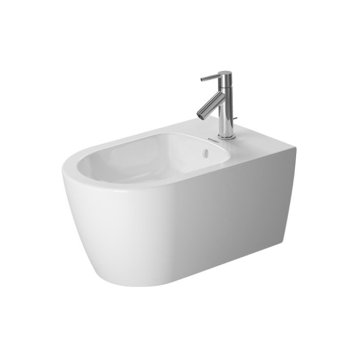 Duravit 228815 ME By Starck Wall Mounted Bidet White - Home Comfort ...