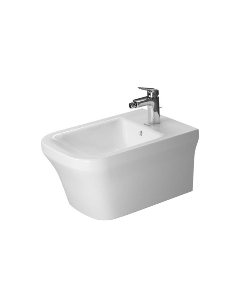 duravit 226815 p3 comforts wall mounted bidet white. Black Bedroom Furniture Sets. Home Design Ideas