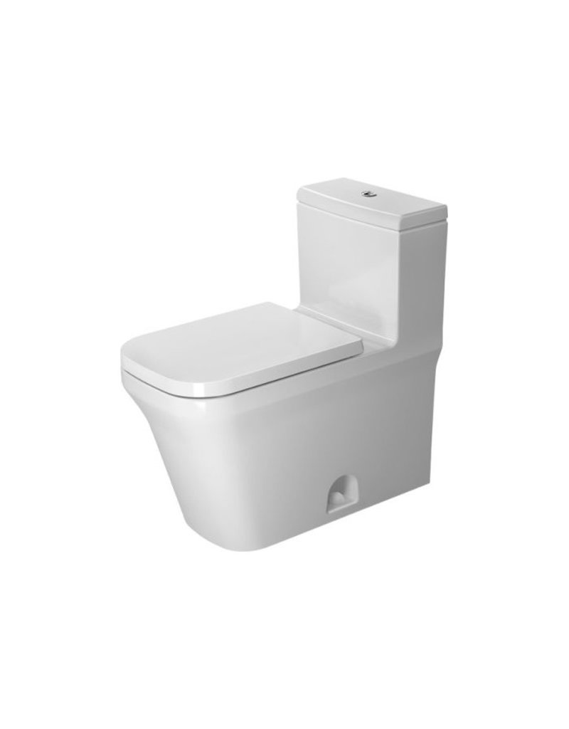 duravit 217501 p3 comfort one piece toilet white hygieneglaze home comfort centre. Black Bedroom Furniture Sets. Home Design Ideas