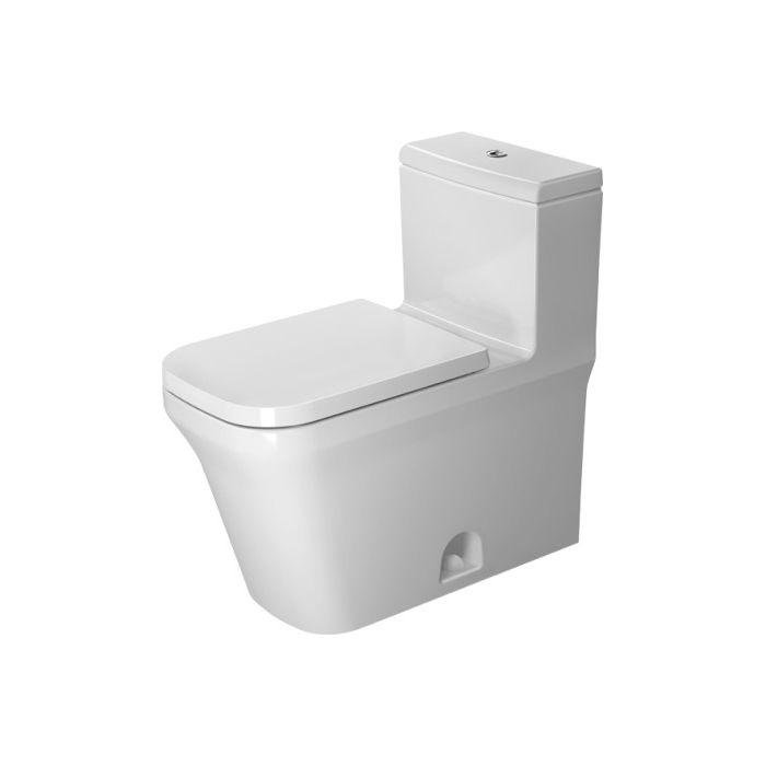 Duravit 217501 P3 Comfort One Piece Toilet White