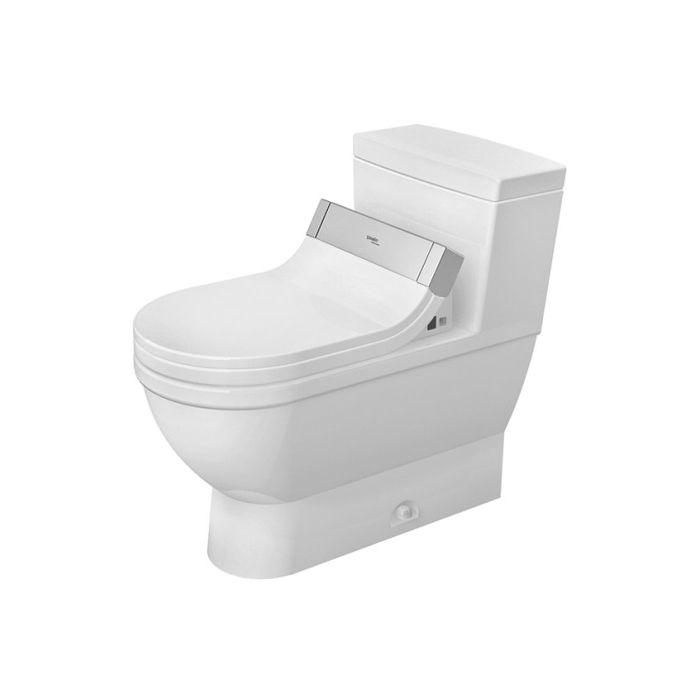 Duravit 212051 Starck 3 One Piece Toilet For Sensowash Wondergliss