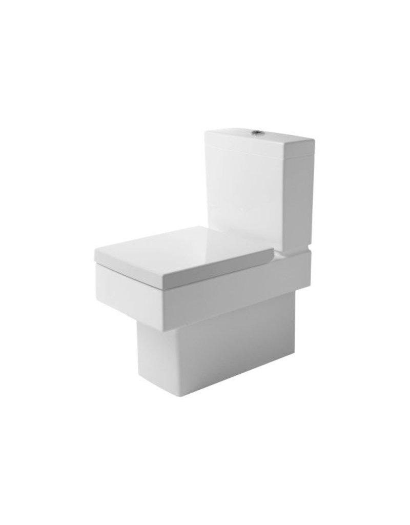Duravit 211609 Vero Close Coupled Toilet Without Tank