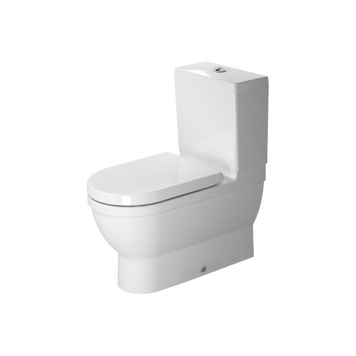 duravit 214109 starck 3 close coupled toilet without tank home comfort centre. Black Bedroom Furniture Sets. Home Design Ideas