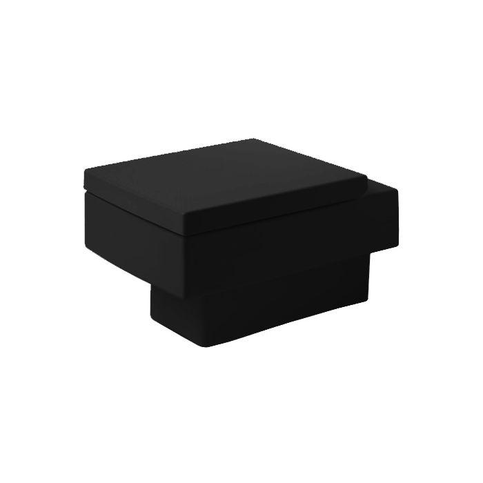 duravit 221709 vero wall mounted toilet black home comfort centre. Black Bedroom Furniture Sets. Home Design Ideas