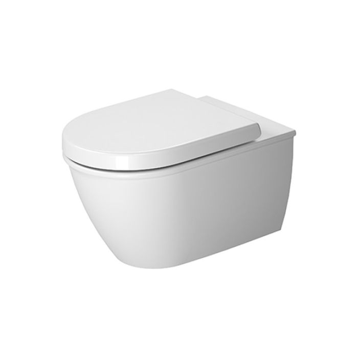 Duravit 254509 Darling New Wall Mounted Toilet