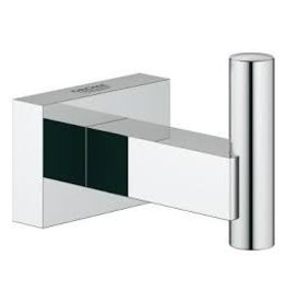 Grohe Grohe Essentials Cube Robe Hook
