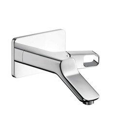 Hansgrohe Hansgrohe 11026001 Axor Urquiola Wall Mounted Single Handle Faucet Trim Chrome
