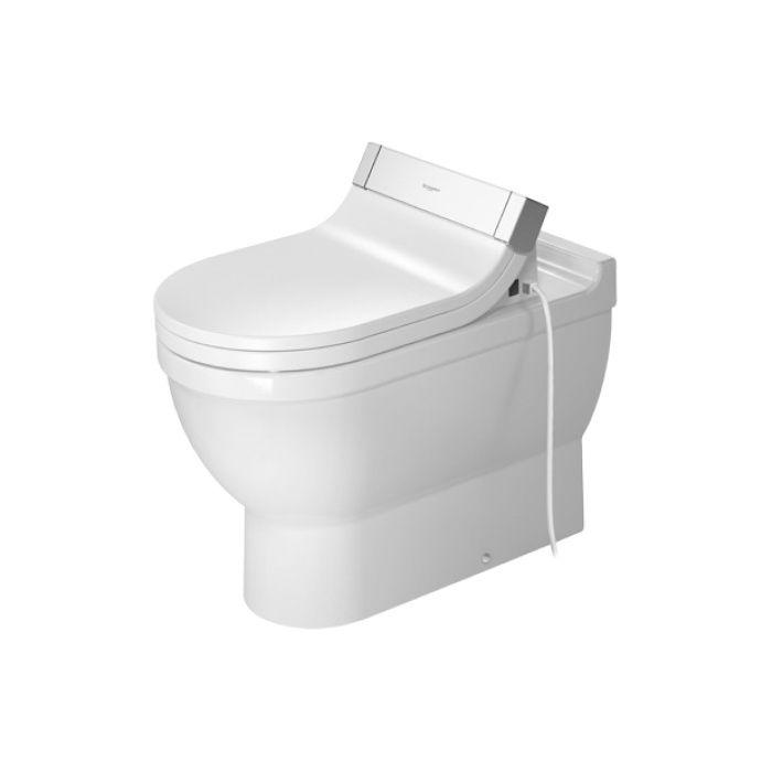 Duravit 215809 Starck 3 Floorstanding Toilet for Geberit Monolith ...