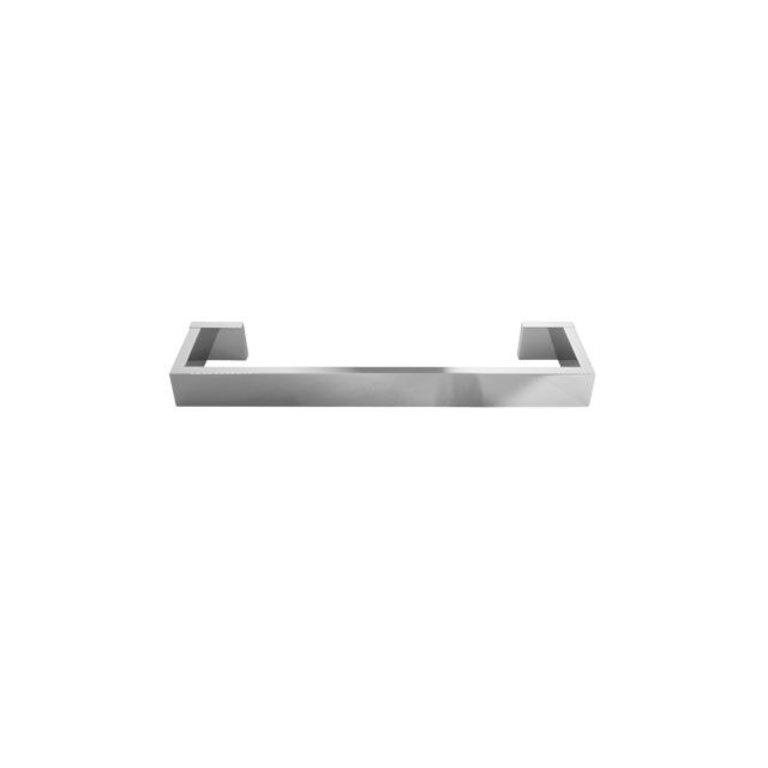 Laloo S1012bn Steele Single Towel Bar Brushed Nickel Home Comfort