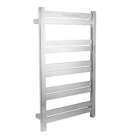Laloo Laloo ETW84-6PS 10 Bar Towel Warmer Polished Stainless