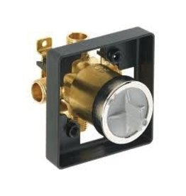 Delta Delta R10000-UNBX MultiChoice Universal Tub and Shower Valve Body Universal Inlets Outlets