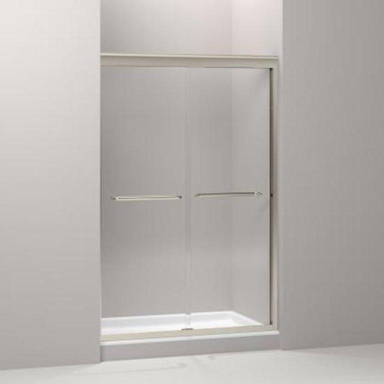 Kohler 702209 L Abv Fluence Sliding Shower Door 70 516 H X 44 58