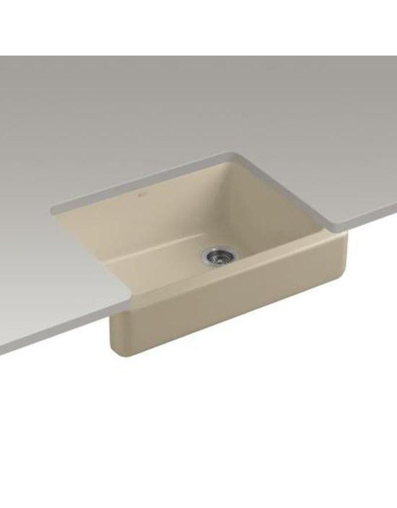 Kohler whitehaven 33 11 hoover floormate spinscrub hard - Undermount 3 compartment kitchen sinks ...