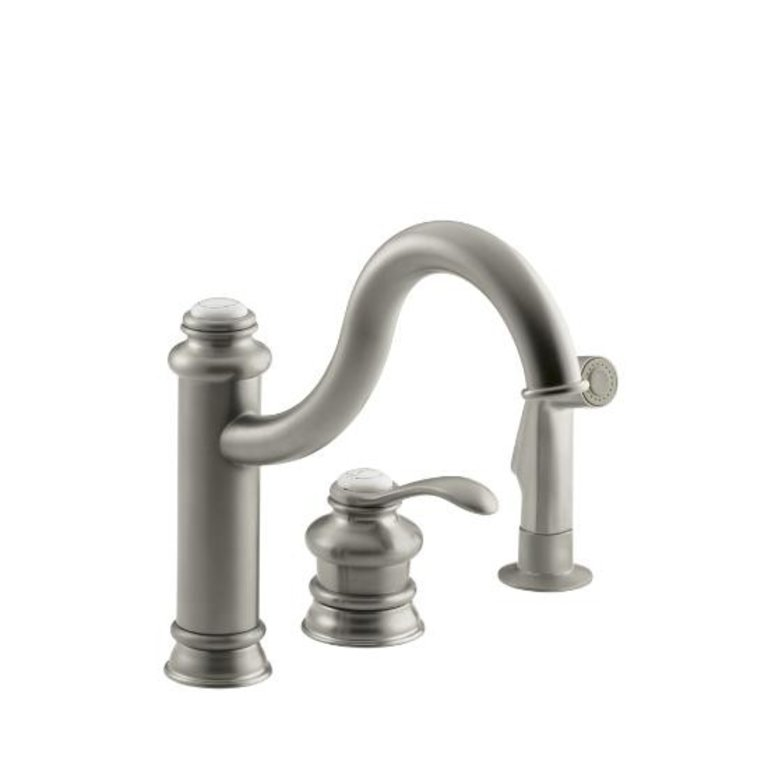 Kohler Fairfax Faucet Parts Kitchen Faucet Kitchen Faucet: Kohler Fairfax Kitchen Faucet Warranty
