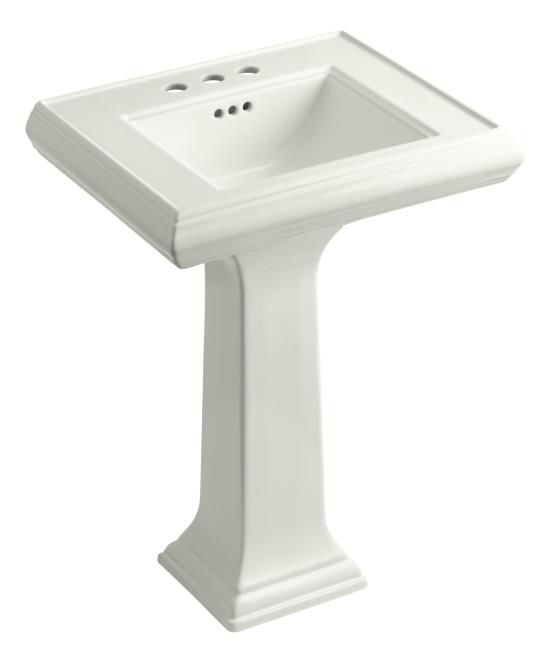 Kohler Kohler 2238 4 NY Memoirs Pedestal Lavatory With 4 Centers And  Classic Design ...
