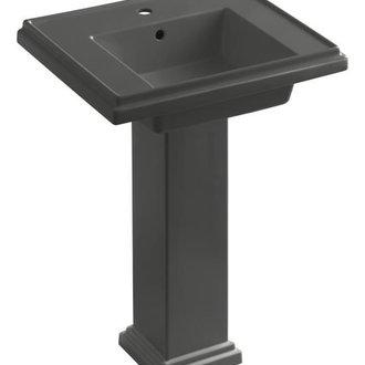 Kohler 2844 1 33 Tresham 24 Pedestal Lavatory With Single Hole