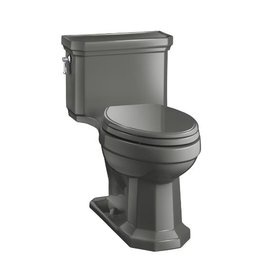 Kohler Kohler 3940-58 Kathryn Comfort Height One-Piece Compact Elongated 1.28 Gpf Toilet With Aquapiston Flush Technology And Concealed Trapway