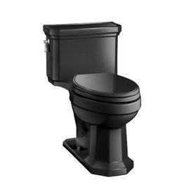 Kohler Kohler 3940-7 Kathryn Comfort Height One-Piece Compact Elongated 1.28 Gpf Toilet With Aquapiston Flush Technology And Concealed Trapway