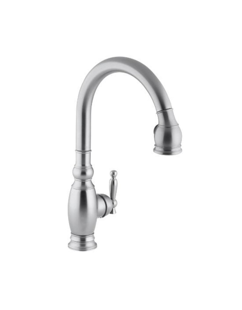 kohler 690-g vinnata kitchen sink faucet - home comfort centre