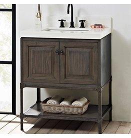 Fairmont Designs Fairmont Designs 1401-30 Toledo 30″ Vanity With Door