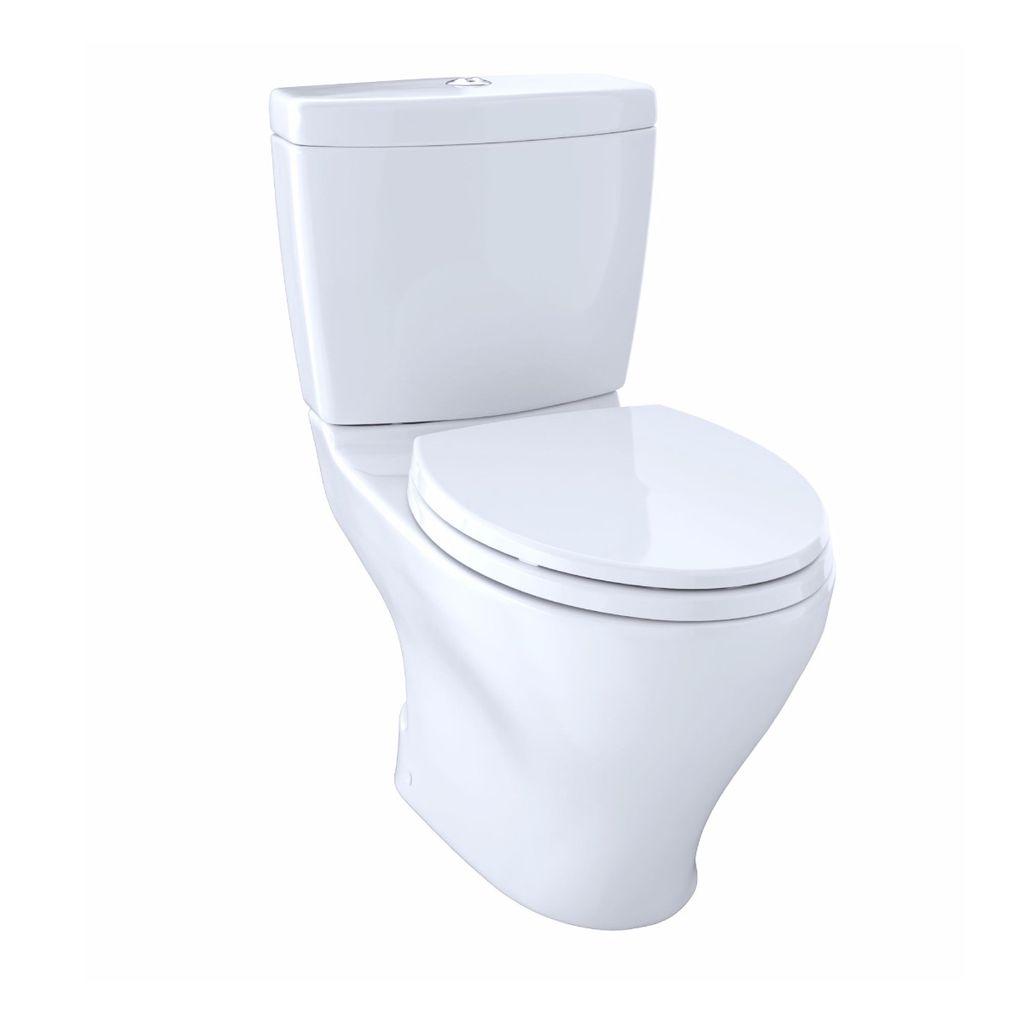 TOTO CST416M Aquia II Dual Flush Two Piece Toilet Cotton - Home ...