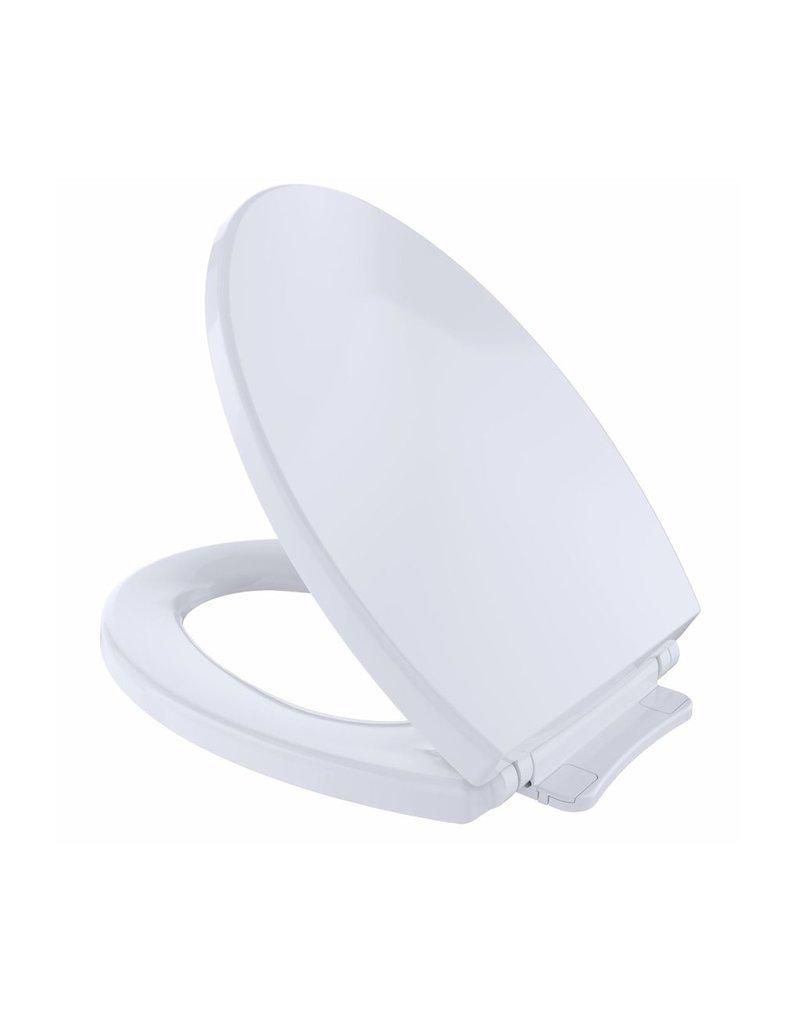 Toto Ss114 01 Softclose Elongated Toilet Seat Cotton White.Toto ...