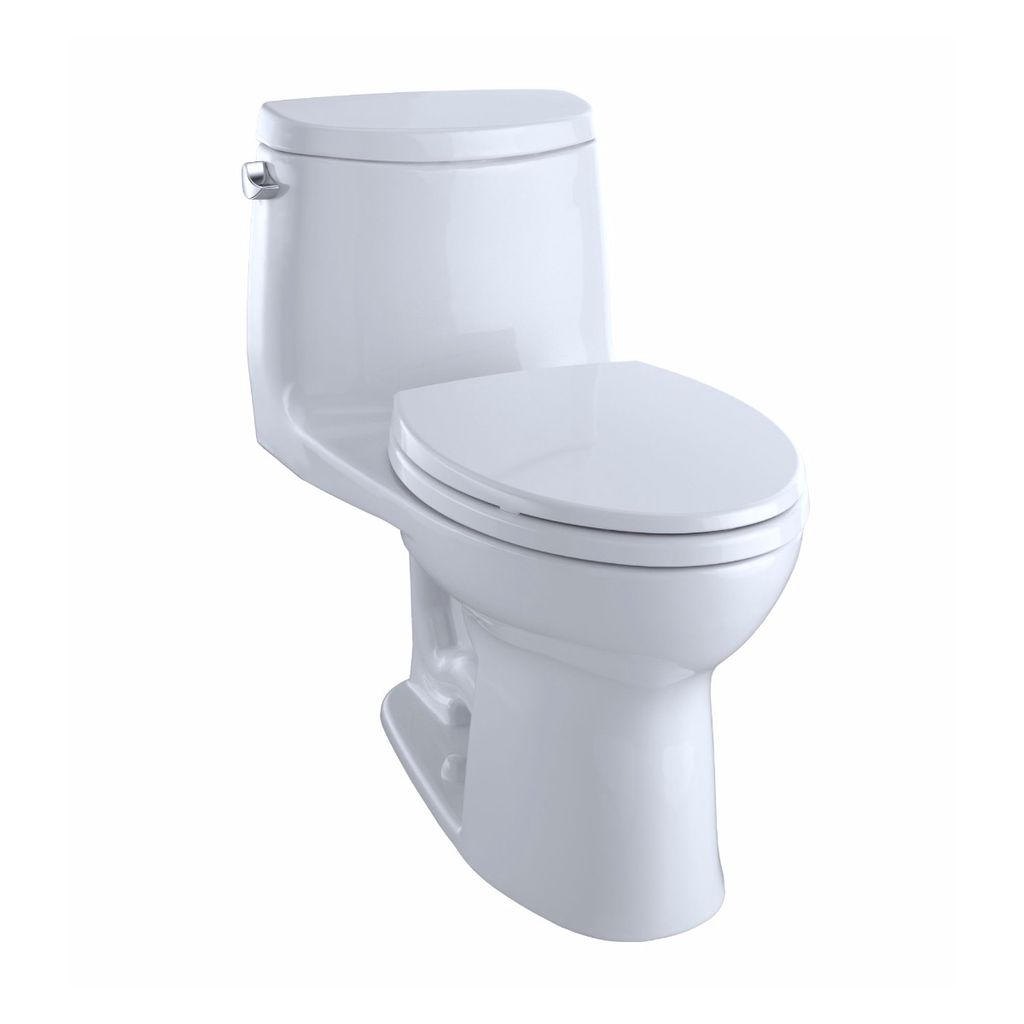 TOTO MS604114CEFG UltraMax II One Piece Elongated Toilet Colonial ...