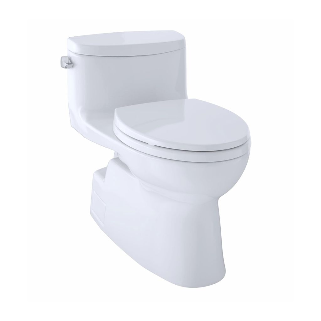 Toto TOTO MS644114CEFG Carolina II Elongated One Piece Toilet Cotton