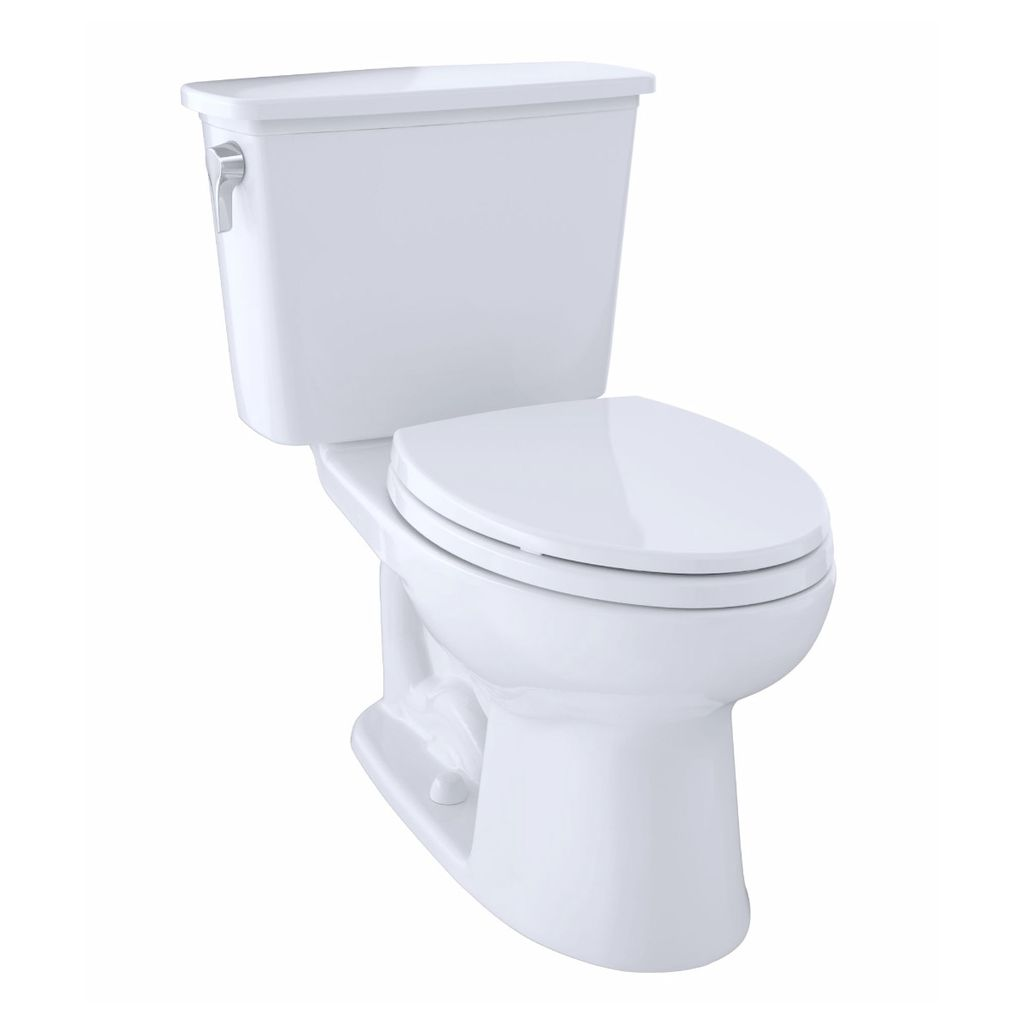 TOTO CST744ELN Eco Drake Transitional ADA Two Piece Elongated Toilet ...