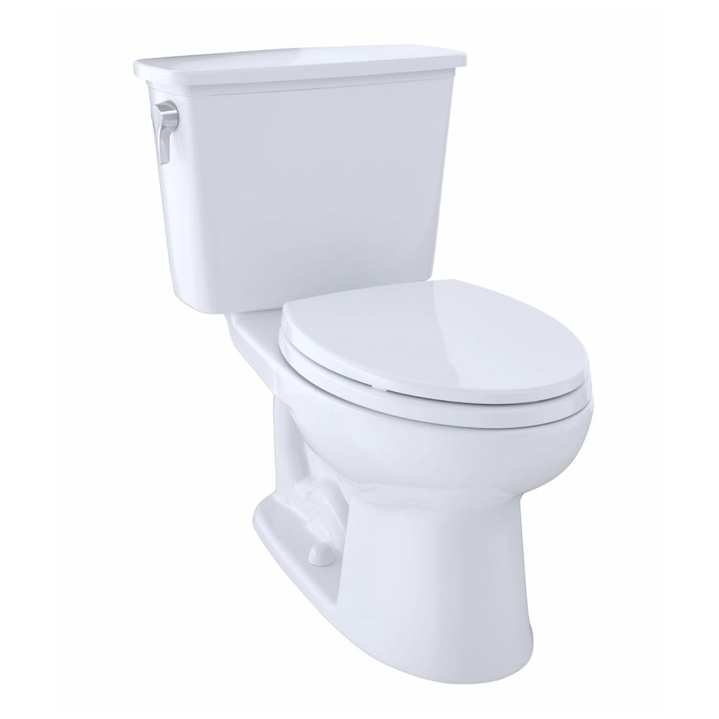 TOTO CST744EGN Eco Drake Transitional Two Piece Elongated Toilet ...