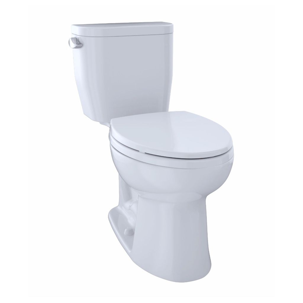 Toto TOTO CST244EF Entrada Elongated Toilet Cotton