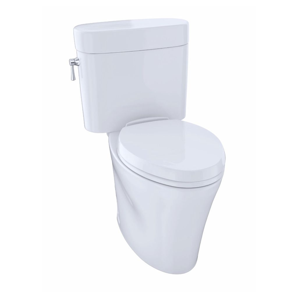 TOTO CST794EF Eco Nexus Two Piece Elongated Toilet Cotton - Home ...
