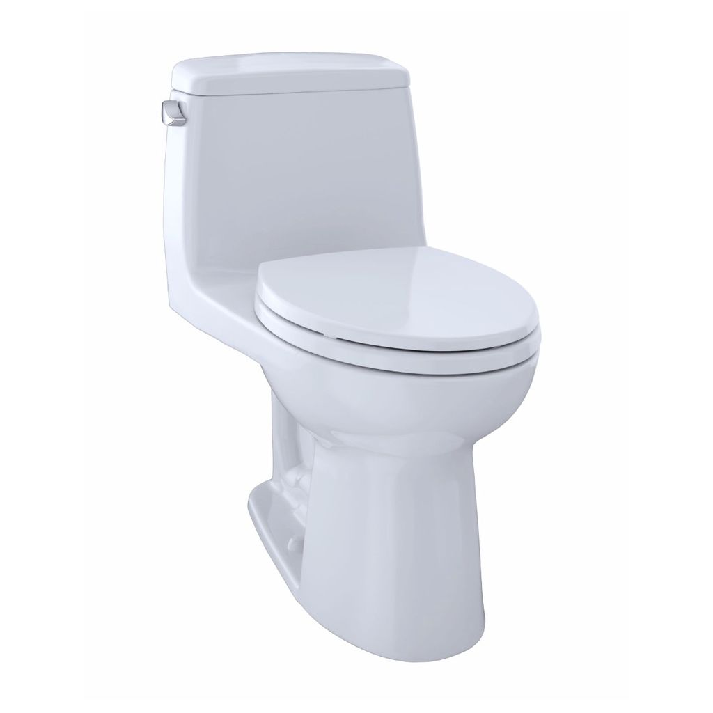 TOTO MS854114SL UltraMax ADA Compliant One Piece Elongated Toilet ...