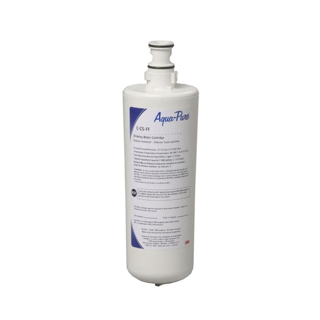 3m Aqua Pure C Cs Ff Filter Replacement Cartridge Home