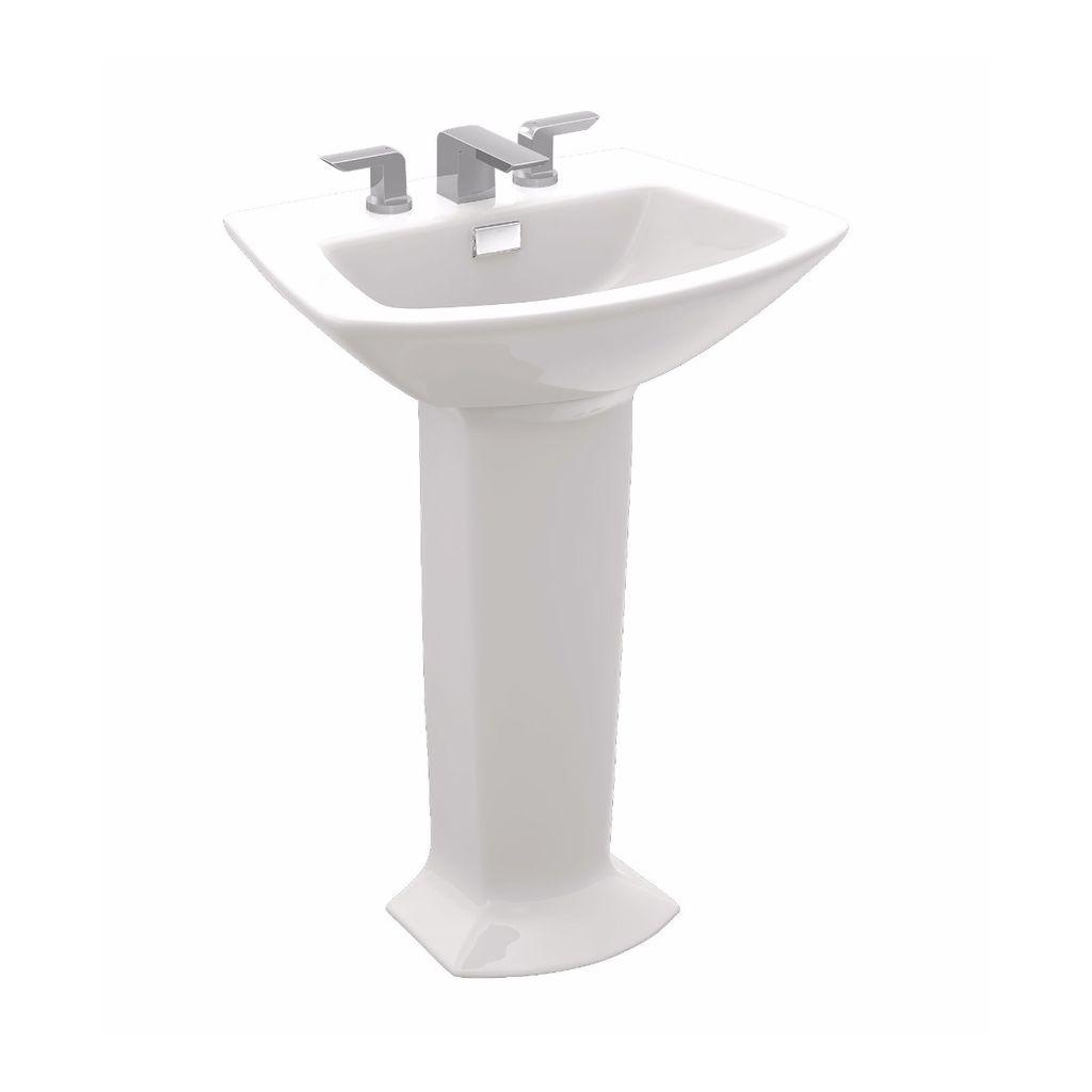 Toto TOTO LPT962 Soiree Pedestal Lavatory Sink Cotton ...