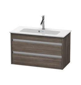 Duravit Duravit KT6453 Ketho Wall Mounted Compact Vanity Unit Pine Terra
