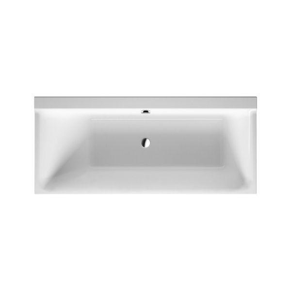duravit 700375 p3 comforts bathtub white home comfort centre. Black Bedroom Furniture Sets. Home Design Ideas