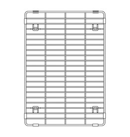 Blanco Blanco 406346 Quatrus Multi-Level Stainless Steel Sink Grid