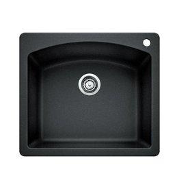 Blanco Blanco 400064 Diamond 1 Bowl Drop In Kitchen Sink