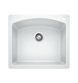 Blanco Blanco 400063 Diamond 1 Bowl Drop In Kitchen Sink
