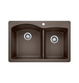 Blanco Blanco 400343 Diamond 1.75 Double Drop In Kitchen Sink