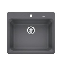 Blanco Blanco 401401 Vision 1 Single Drop In Kitchen Sink