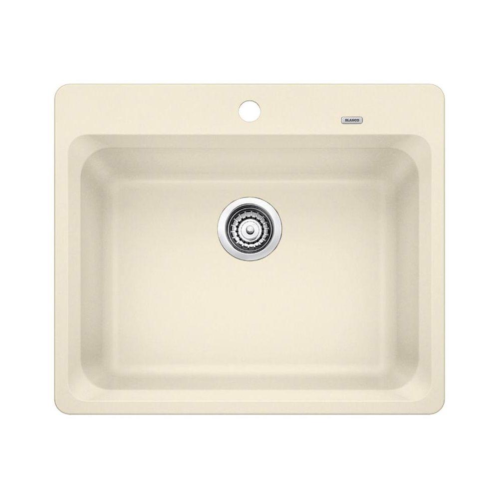 Blanco Blanco 401823 Vision 1 Single Drop In Kitchen Sink